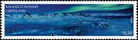SEPAC: Fantastiske udsigter - Postfrisk - Frimærke