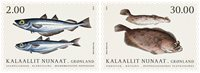 Fish in Greenland II - Mint - Set