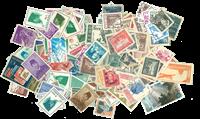 Diverse lande - 100 gr. dubletter