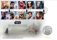 Great Britain - Star Wars 2019 - Numiscover Skywalker