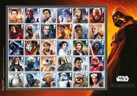 Great Britain - Star Wars 2019 - Mint sheetlet - Darth