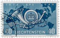 Liechtenstein 1949 - Michel  277 - Stemplet