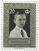 Liechtenstein 1956 - Michel  352 - Neuf