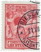 Liechtenstein 1932 - Michel  117 - Oblitéré