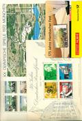 Tyskland - Dubletlot - Postfriske miniark