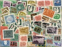 Hungary - 950 mint stamps issued until 1946