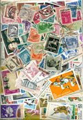 Roumanie - 1000 timbres différents