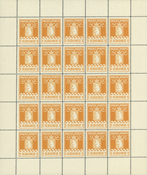 Grønland - AFA 11 postfrisk helark