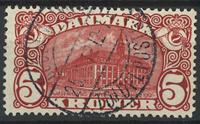 Danmark - AFA 67x stemplet