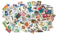 Bulgaria - 1000 different stamps