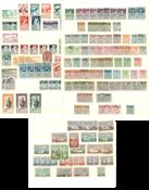 Monaco - Collection de doublons dans un classeur