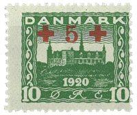 Danmark - AFA 120 postfrisk