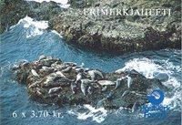 Færøerne - Stemplet hæfte - 1992