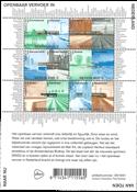 Holland - Offentlig transport - Postfrisk miniark indlandsporto