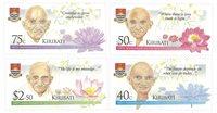 Kiribati - Mahatma Gandhi - Postituoreena