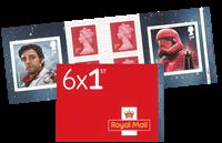 England - Star Wars 2019 - Postfrisk hæfte