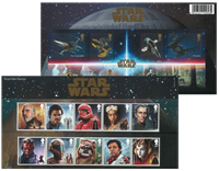Great Britain - Star Wars 2019 - Presentation pack