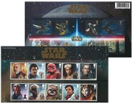 Great Britain - Star Wars 2019 - Presentation pack