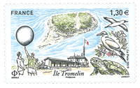 France - Île Tromelin - Timbre neuf