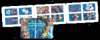 Frankrig - Mit fantastiske - Postfrisk frimærkehæfte