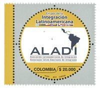 Colombia - ALADI * - Postfrisk sæt