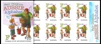 Australia - Alphabet F - Mint booklet