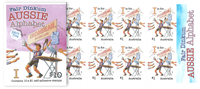 Australia - Alphabet I - Mint booklet