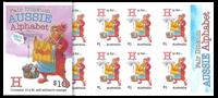 Australia - Alphabet H - Mint booklet