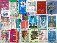 Europa Cept - 194 timbres diff.