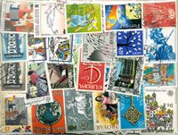 Europa Cept - 300 timbres diff.