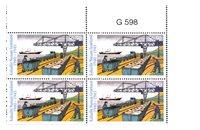 Grønland under 2. verdenskrig II - Postfrisk - 4-blok øvre marginal