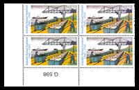 Grønland under 2. verdenskrig II - Postfrisk - 4-blok nedre marginal