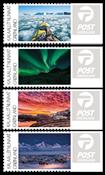 Frankeringsmærker 2017 - Postfrisk - Sæt