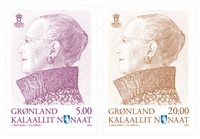 Definitives 2015 - Mint - Set