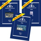 Complete offer! AFA Western Europe volume I+II+II 2020