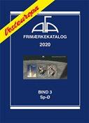 AFA - Western Europe 2020 - Vol. III (Sp-Ø) - Stamp catalogue