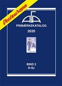 AFA - Western Europe 2020 - Vol. II (H-Sc) - Stamp  catalogue