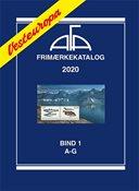 AFA - Western Europe 2020 - Vol. I (A-G) - Stamp catalogue
