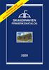 AFA Skandinavien frimærkekatalog 2020 med spiralryg