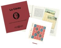 France - Ceres book - Cancelled