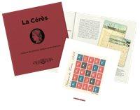 France - Cérès - Carnet de prestige neuf avec bloc-feuillet