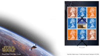 Great Britain - Star Wars 2019 - First Day Cover with prestige