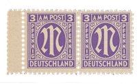 Zones allemandes 1945 - Michel 1z - Neuf