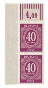Zones allemandes 1946 - Michel 929 WOR - Neuf