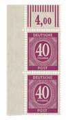 Tyskland Zoner 1946 - Michel 929 WOR - Postfrisk