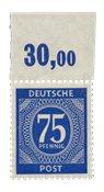Zones allemandes 1946 - Michel 934bb POR - Neuf