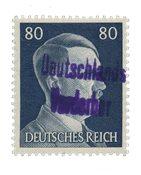 Zone tedesche 1945 - Michel 20 - Nuovo