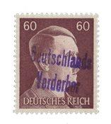 Zones allemandes 1945 - Michel 19 - Neuf