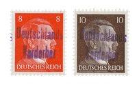 Zones allemandes 1945 - Michel 7/8 - Neuf