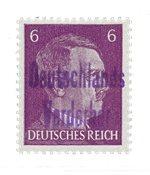 Zones allemandes 1945 - Michel 6 - Neuf